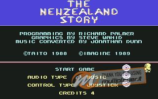 The New Zealand Story