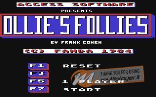 Ollie's Follies
