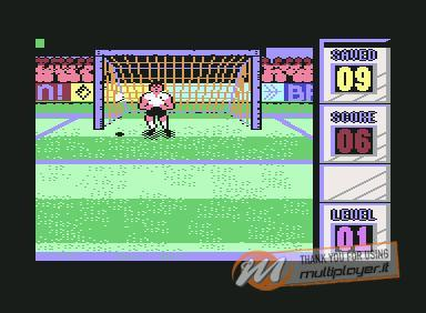 Penalty Soccer