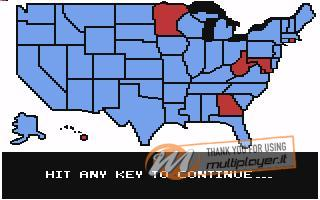 President Elect: 1984 Edition