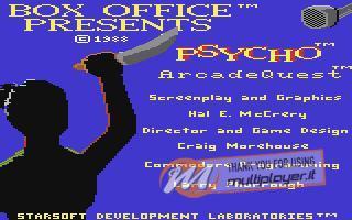 Psycho: Arcade Quest