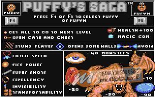 Puffy's Saga