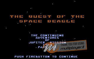 The Quest of the Space Beagle