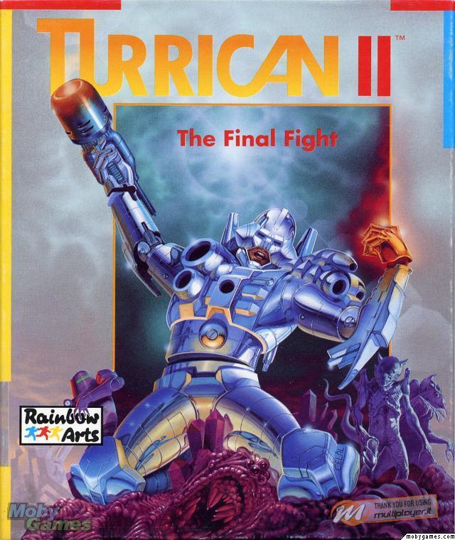 Turrican 2