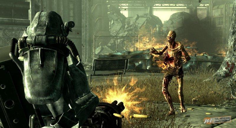 Non ci sarà una riapertura del level cap in Fallout 3