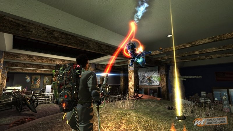 Ghostbusters arriva a novembre su PSP