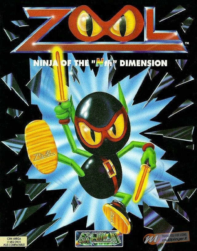 "Zool: Ninja of the ""Nth"" Dimension"