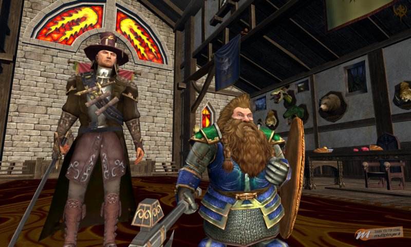 "Warhammer Online offre una ""endless trial"""