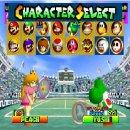 Prime immagini Mario Tennis e Mario Golf