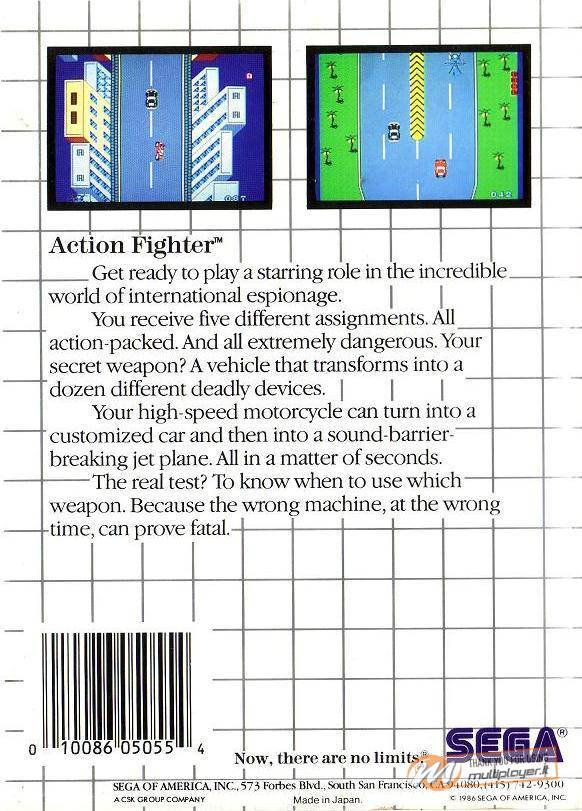 Action Fighter