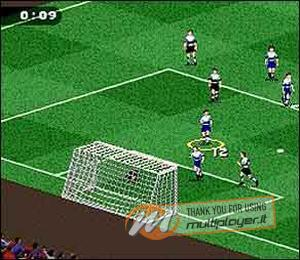 FIFA Soccer 97: Gold Edition