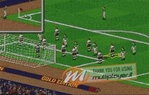 FIFA Soccer 97: Gold Edition