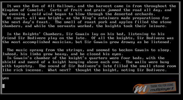 Brimstone: The Dream of Gawain