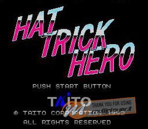 Hat Trick Hero