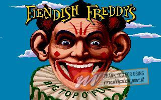 Fiendish Freddy's Big Top O' Fun