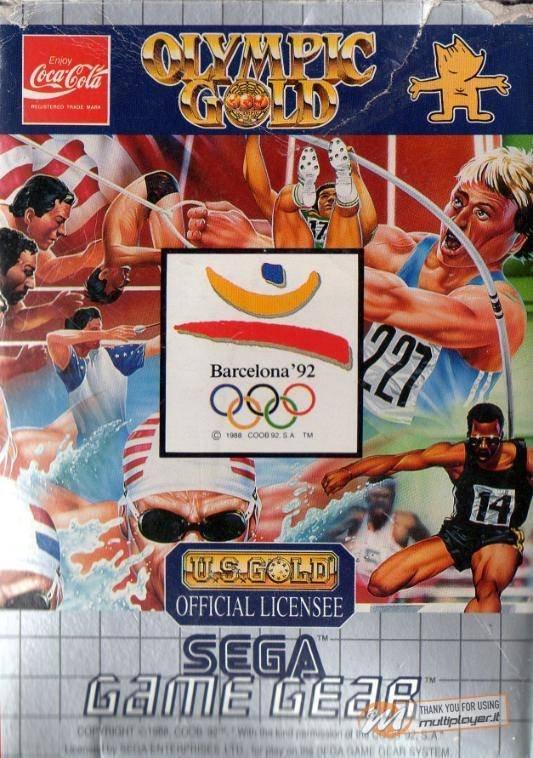 Olympic Gold: Barcelona '92