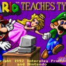 Mario Teaches Typing - Trucchi