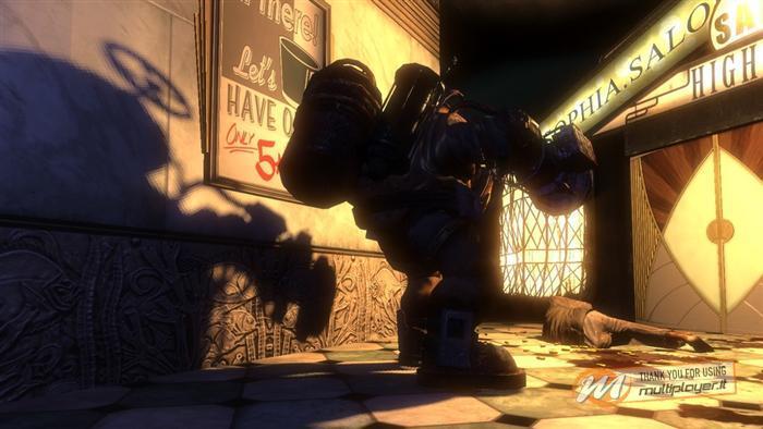 Il primo Bioshock vende più di quattro milioni