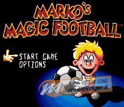 Marko's Magic Football