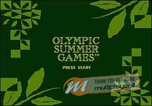 Olympic Summer Games '96