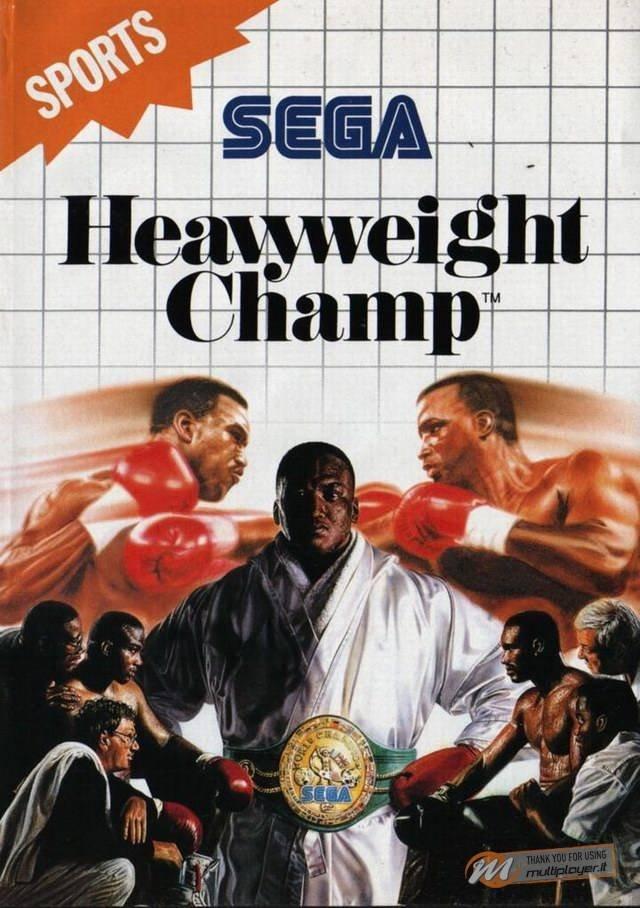 James 'Buster' Douglas Knockout Boxing