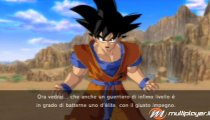 Dragon Ball Z: Burst Limit filmato #12 Goku contro Vegeta