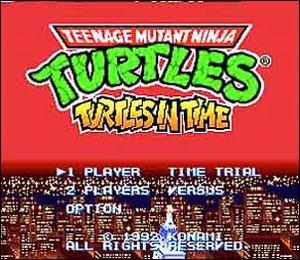 Teenage Mutant Hero Turtles IV: Turtles in Time