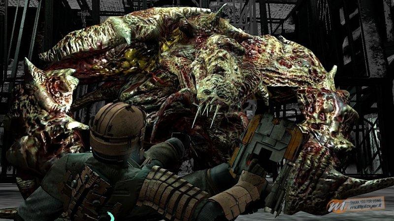 "Dead Space 2 ""quasi in produzione"""