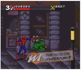 Spiderman & Venom: Maximum Carnage