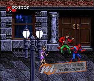 Spiderman & Venom: Separation Anxiety