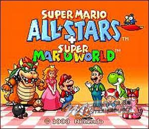 Super Mario All Stars & World