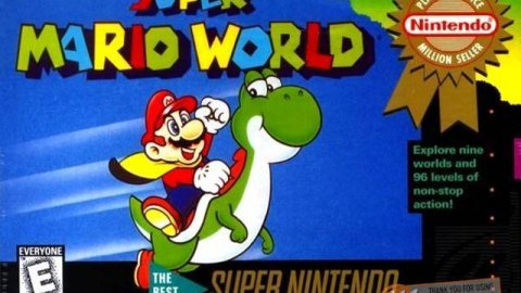 Super Mario World, the soundtrack restored to its original quality on YouTube