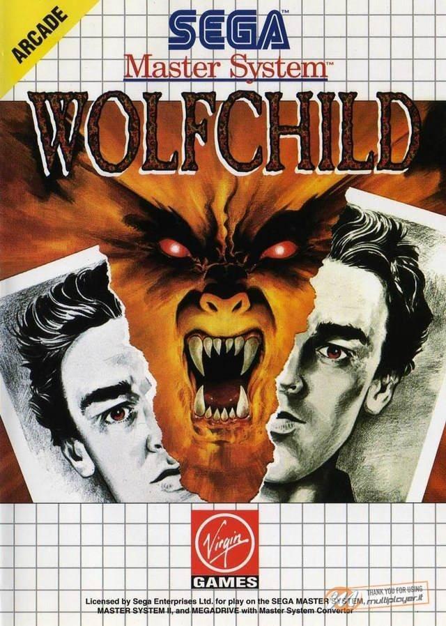 Wolf Child