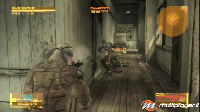 La Soluzione di Metal Gear Solid 4: Guns of the Patriots