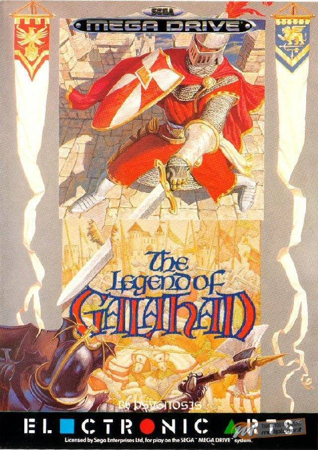 Legend of Galahad
