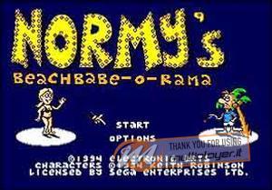 Normy's Beach Babe-o-Rama