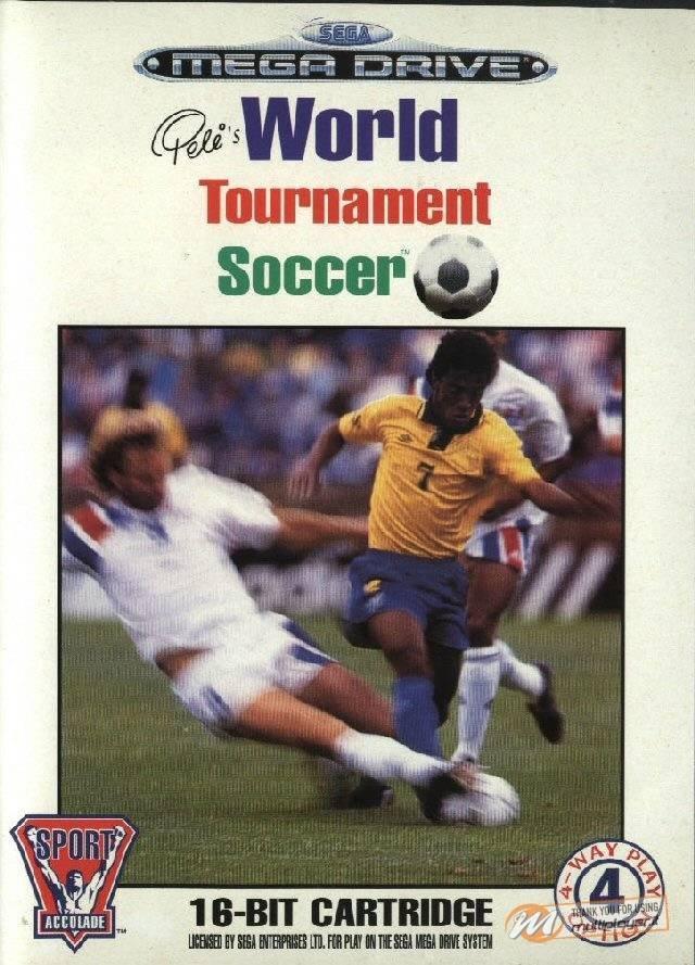 Pelè II: World Tournament Soccer