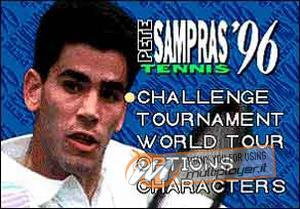 Pete Sampras Tennis '96