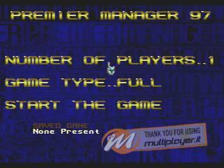 Premier Manager '97