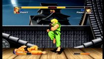 Super Street Fighter II HD filmato #1 Ryu vs Ken