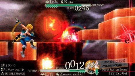 Ancora un video per Dissidia: Final Fantasy