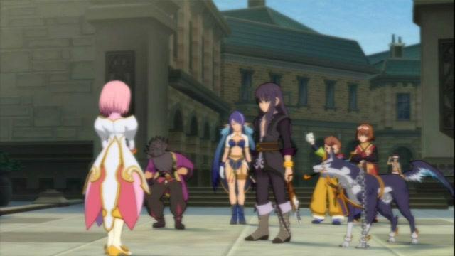 Namco non ha in programma Tales of Vesperia su PS3 in USA