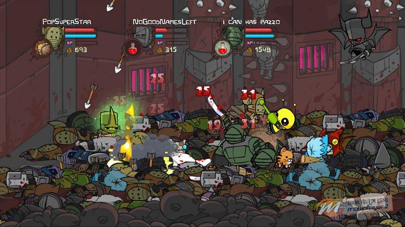 Due milioni di Castle Crashers venduti