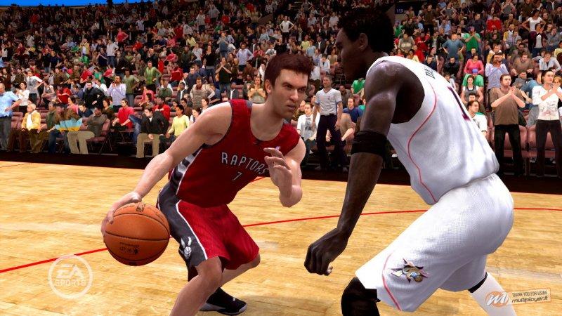 EA torna sul parquet