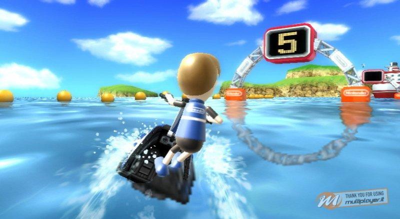 600.000 copie per Wii Sports Resort in Europa