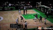 NBA Live 09 filmato #1 E3 2008