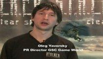 S.T.A.L.K.E.R.: Clear Sky filmato #8 Intervista a Oleg Javorsky Multiplayer