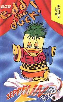 Edd the Duck!