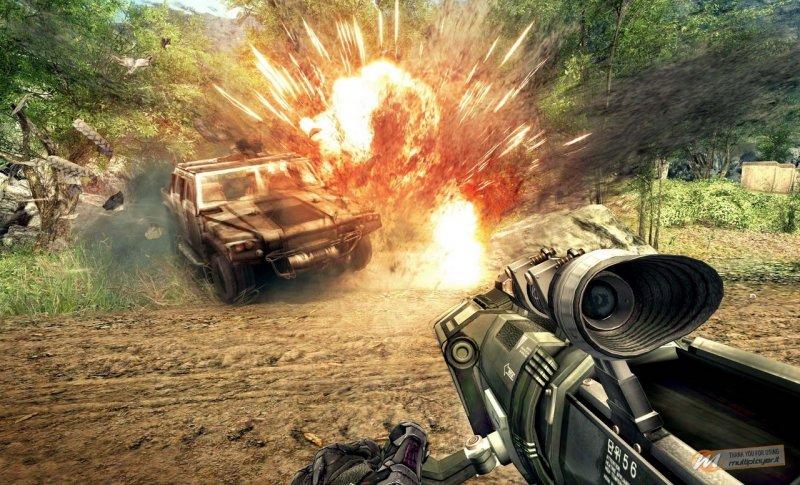 La Soluzione di Crysis Warhead