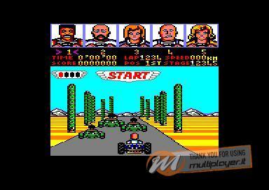 Sega Ages: Power Drift